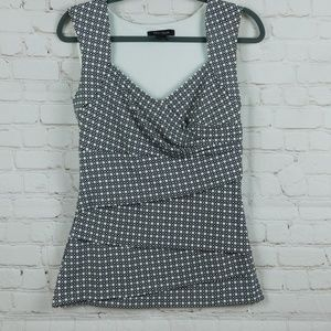 WHBM Gathered Style Top